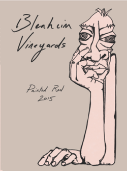 PR Hand on Chin 2015 Poster